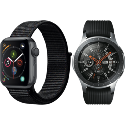 hire Smart watches Apple or Android