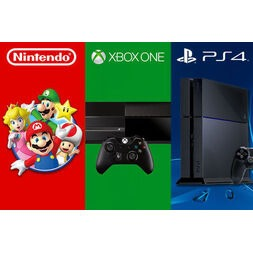 Hire New PlayStation, X-box or Nintendo Game Console Perth.