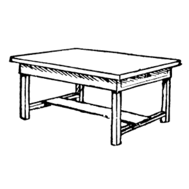 Hire Coffee Table